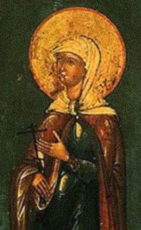 Šv. Charitina Lietuvaitė († 1281)
