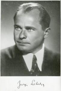 Jurgis Lebedys