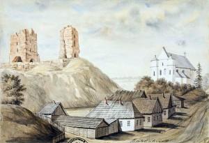 Naugarduko pilis