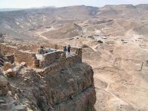 Masada tvirtovė